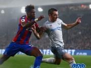 """C.Palace - Everton: Hiệp 1 """"điên rồ"""", rượt đuổi kịch tính"""