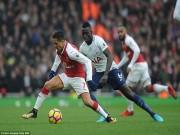 """Bóng đá - Góc chiến thuật Arsenal - Tottenham: Sanchez """"át"""" Kane, Wenger """"cáo già"""""""