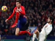 Góc chiến thuật Atletico - Real: Zidane hết duyên,  Kền kền trắng  sa lầy