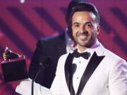 """Ca khúc """"tỉ view"""" Despacito thắng lớn tại Grammy Latin"""