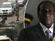 NÓNG nhất tuần: Tổng thống Zimbabwe 37 năm bị mất quyền lực sau 1 đêm