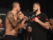 Đại chiến UFC: 5 hiệp quần thảo, đấm đá như mưa