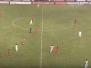 Video, Kết quả bóng đá Hải Phòng - HAGL: Rượt đuổi siêu kịch tính