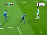 Leicester City - Man City: Mãn nhãn 2 tuyệt phẩm