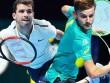 """Trực tiếp chung kết tennis ATP Finals: """"Tiểu Federer"""" mơ vô địch tuyệt đối"""