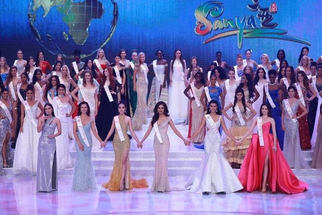 Hoa hậu Mỹ Linh lên tiếng về việc bị chèn ép tại Hoa hậu Thế giới - 2