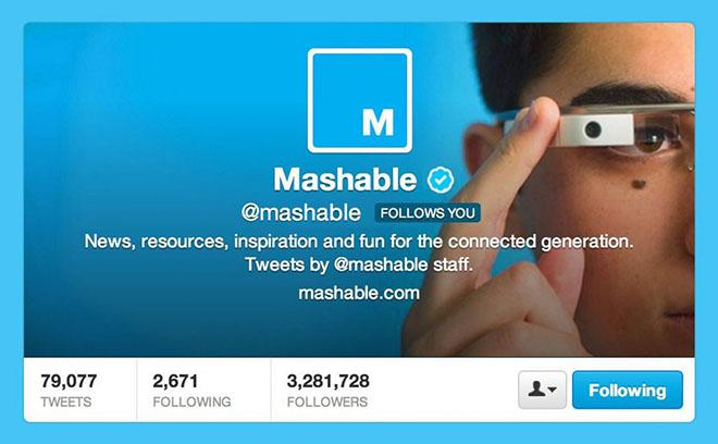 Mashable bị đồn sẽ được bán với giá 50 triệu USD - 1