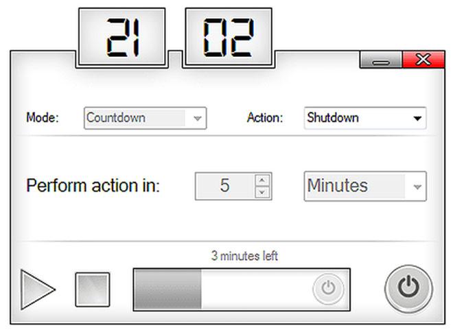 Những cách hẹn giờ tắt máy tính cực kỳ đơn giản - 3