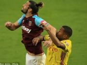"""Watford - West Ham: David Moyes ôm đầu vì """"dàn chân gỗ"""""""