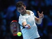 """Chung kết ATP Finals: Federer """"nhập"""" Dimitrov, quả cú như thần"""