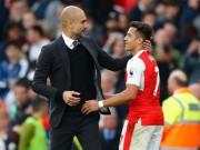 Man City ngoài hành tinh: Wenger sùng bái Pep, cống nạp Sanchez