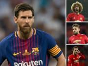 """Hàng miễn phí hè """"hot"""" ngay tháng 1: Gọi tên Messi & 4 SAO MU"""