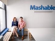Mashable bị đồn sẽ được bán với giá 50 triệu USD