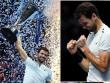 """""""Tiểu Federer"""" khóc ngon lành, nâng cúp ATP Finals lịch sử"""