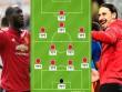 "MU đấu Basel: Mourinho luyện cặp ""quái thú"" Lukaku - Ibrahimovic"