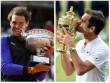 """""""Các vị thần"""" tennis 2017: Nadal - Federer chia nửa giang sơn"""