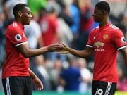Rashford – Martial ở MU: Say đắm như cặp Rooney – Ronaldo thuở nào
