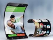 Dế sắp ra lò - Samsung Galaxy X màn hình uốn dẻo xuất hiện, ra mắt năm sau