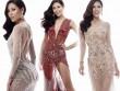 Váy sao trời lấp lánh theo Nguyễn Thị Loan đến HH Hoàn vũ