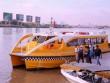 """Người Sài Gòn sắp được đi """"xe buýt"""" trên mặt nước miễn phí trong 10 ngày"""