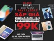 Black Friday- điện thoại giảm giá sốc còn 99.000đ tại TechOne