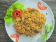 Bữa sáng nhanh gọn với cơm rang kim chi cay nồng, ấm bụng