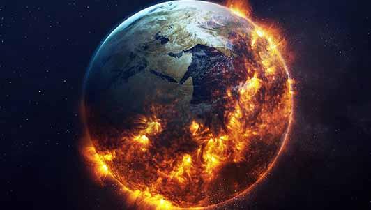 Khi Trái Đất nóng thêm 2 độ, thảm họa xảy ra khủng khiếp mức nào? - 1