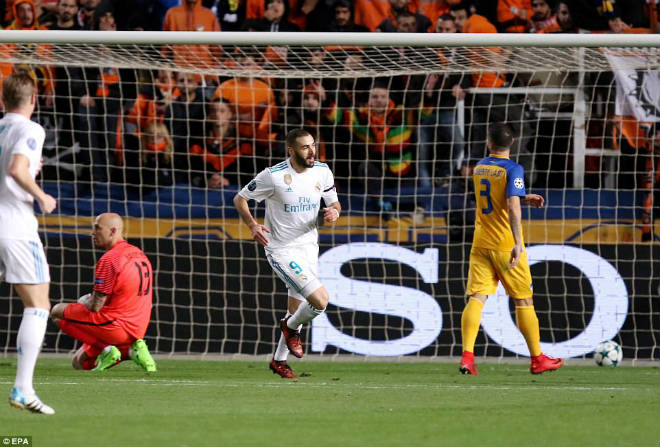 """Tuyệt tác cúp C1: Ronaldo – Benzema """"giải hạn"""", Liverpool bị rượt đuổi điên rồ - 3"""