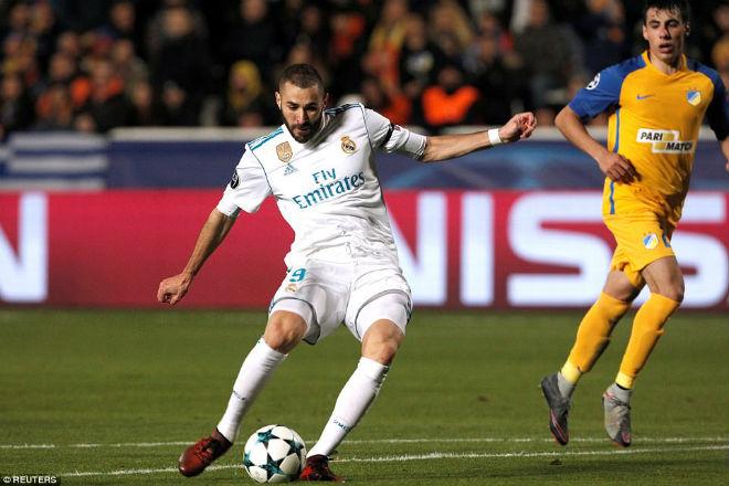 """Tuyệt tác cúp C1: Ronaldo – Benzema """"giải hạn"""", Liverpool bị rượt đuổi điên rồ - 2"""