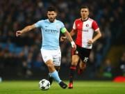 Chi tiết Man City - Feyenoord: Sterling làm người hùng cuối trận (KT)