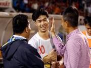 """Ứng viên Quả bóng Vàng Việt Nam: Có  """" Ronaldo """"  Phi Sơn  &  Công Phượng"""
