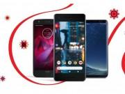 Nhiều smartphone cao cấp giảm nửa giá ngày Black Friday