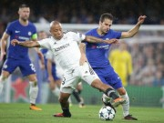 TRỰC TIẾP bóng đá Qarabag - Chelsea: Courtois muốn lương cao bằng De Gea
