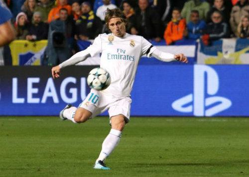 Chi tiết APOEL Nicosia - Real Madrid: Không có bàn thắng thứ 7 (KT) - 4