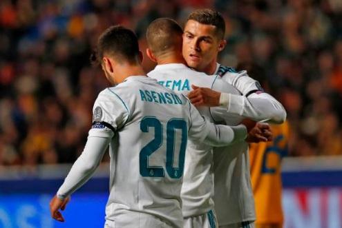 Chi tiết APOEL Nicosia - Real Madrid: Không có bàn thắng thứ 7 (KT) - 7