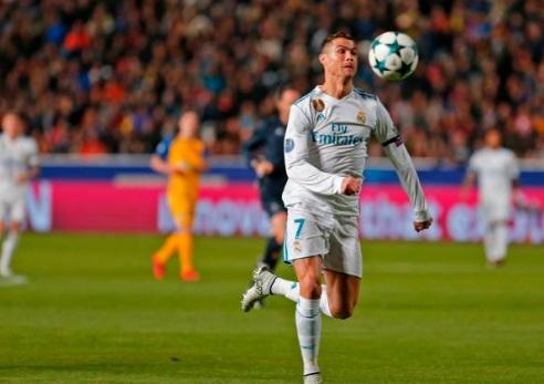 Chi tiết APOEL Nicosia - Real Madrid: Không có bàn thắng thứ 7 (KT) - 5