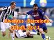 """Juventus - Barcelona: Chờ Messi giải hạn, vùi dập """"Lão bà"""""""