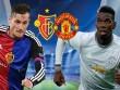 TRỰC TIẾP Basel - MU: Lukaku bỏ lỡ đáng tiếc