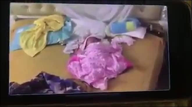 Sốc: Bà giúp việc hành hung, quăng quật bé gần 2 tháng tuổi… như đồ chơi