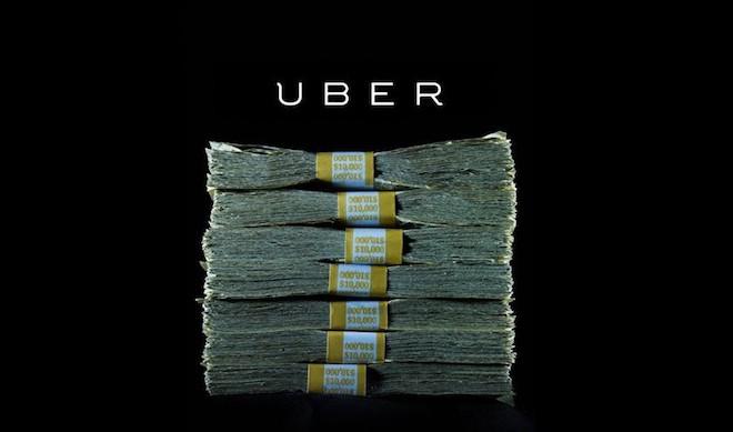 Uber bỏ gần 2,3 tỷ đồng để bưng bít thông tin - 1