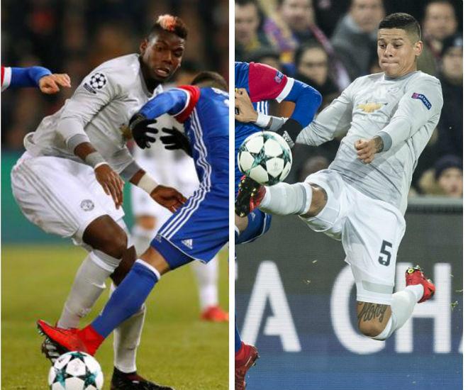 """Góc chiến thuật Basel – MU: Hiệp 2 """"thảm họa"""", ôm hận vì Mourinho - 1"""