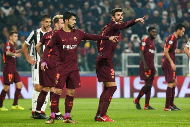 Juventus - Barcelona: Đôi công rực lửa, nghẹt thở tới phút cuối - 1