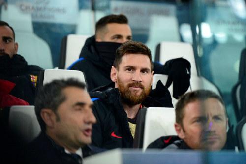 Chi tiết Juventus - Barcelona: Hài lòng rời đất Ý (KT) - 4