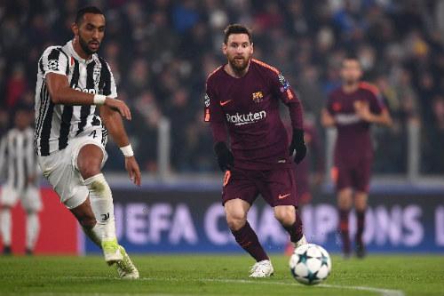 Chi tiết Juventus - Barcelona: Hài lòng rời đất Ý (KT) - 9