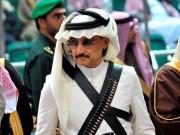 Hoàng tử ăn chơi nhất Ả Rập bị treo ngược để thẩm vấn?