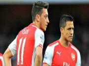 """Arsenal đón """"sóng dữ"""": Sanchez - Ozil bỏ tới PSG, Barca"""