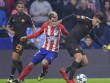 Atletico Madrid - Roma: Đẳng cấp ngôi sao, 3 điểm quý giá