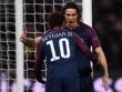 """Tuyệt tác cúp C1: Griezmann """"ngả bàn đèn"""", Neymar đua """"săn bàn"""" Cavani"""
