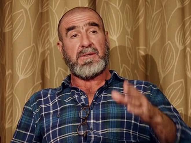 """Cantona nói về áo số 7 MU: """"Cây sào PSG"""" xứng hơn Griezmann - 1"""