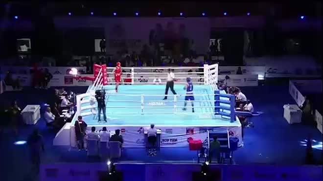 Thiếu nữ Việt lập kỳ tích boxing thế giới: Thắng oanh liệt Trung Quốc vào chung kết